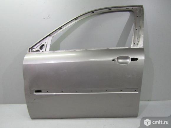 Дверь передняя левая HAFEI PRINCIP 04- б/у AD64010001 AD6401002 3*. Фото 1.