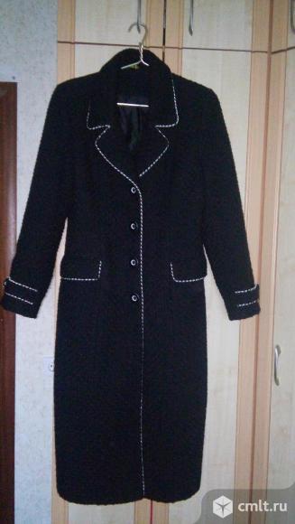 Классическое пальто на осень. Фото 1.