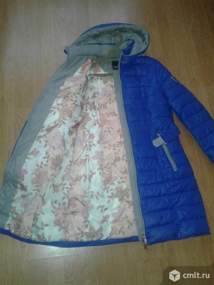 Пальто зимнее на синтепоне