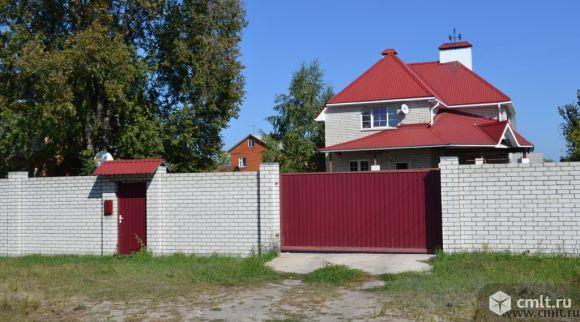 Дом в Воронеже (въезд с ул. Жданова)