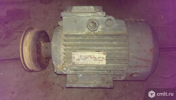 Двигатель асинхронный АИР80В2У3