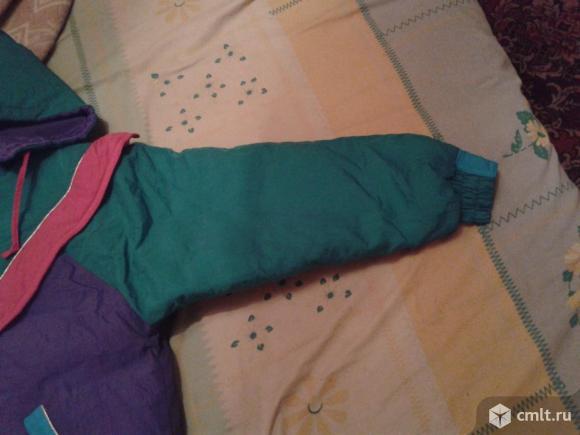Куртка осенняя р.110-116 как новая