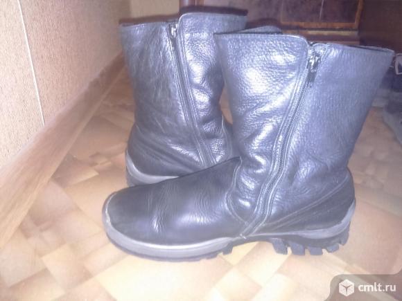 Ботинки подростковые для мальчика