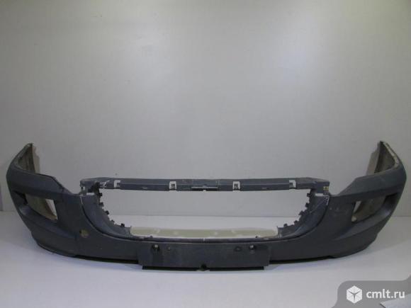 Бампер передний VW CRAFTER 06-15 б/у 2E0807103S 3*. Фото 1.