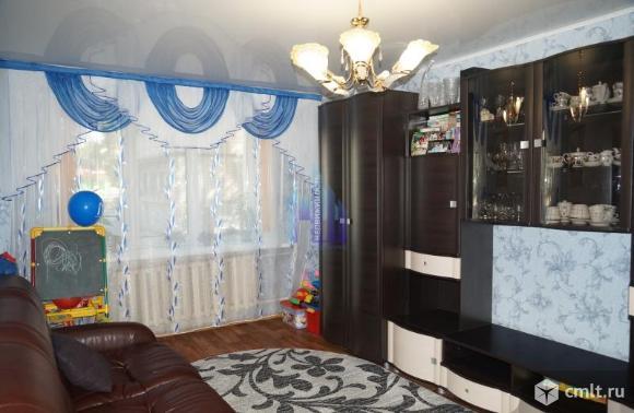 3-комнатная квартира 58 кв.м