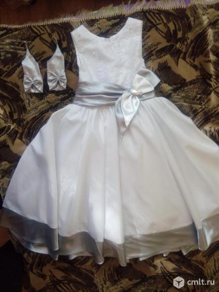 Красивое-платье