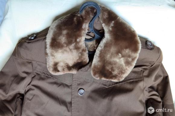 Пальто или плащ утеплённый в новом состоянии. Фото 2.