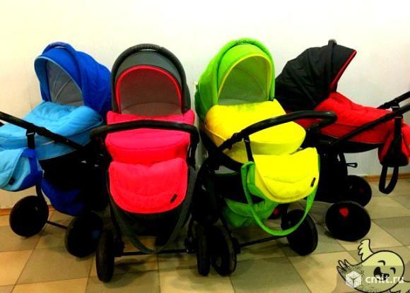 Современные модели детских колясок 3в1 2в1.Оригинал