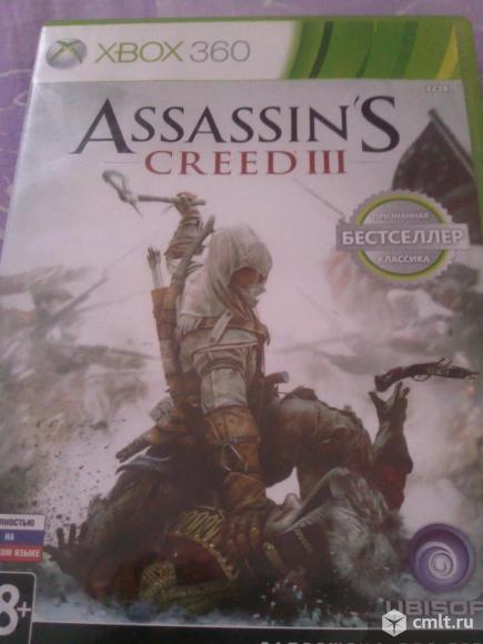 Диск AssasinS Creed 3