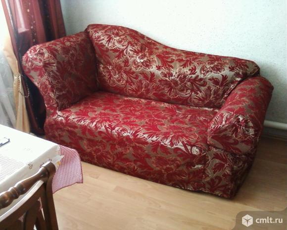 Чехол на диван. Фото 1.