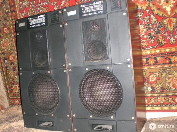 Акустическая система Радиотехника. Фото 2.