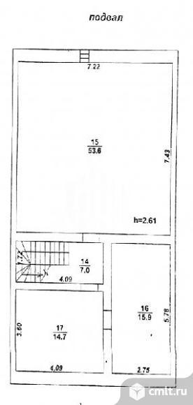 Таунхаус 273 кв.м