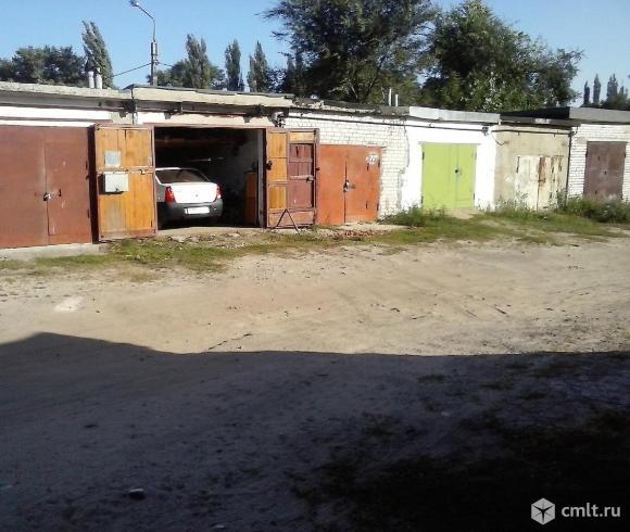 Капитальный гараж 22 кв. м Шинник-4