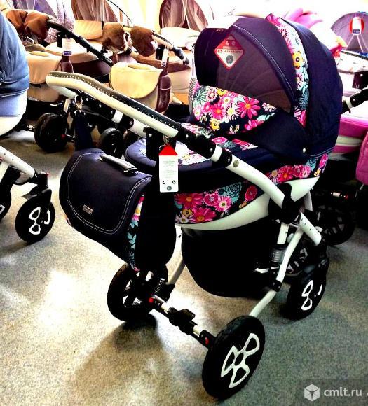 Современные модели колясок 3в1 2в1 .Состояние как новые