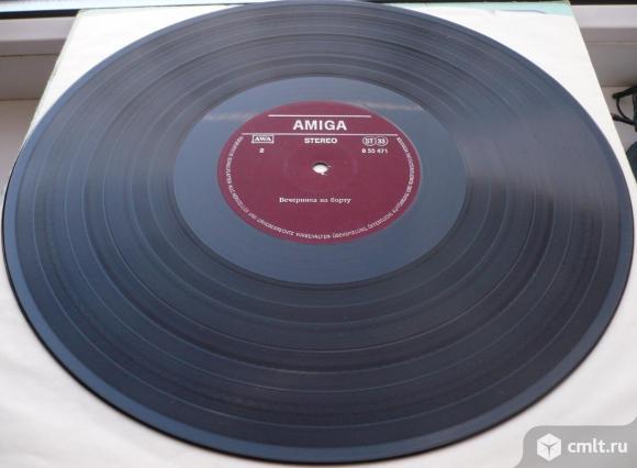 "Грампластинка (винил). Гигант [12"" LP]. Jo Kurzweg (Joachim Kurzweg). Party An Bord. 1976. Amiga.. Фото 8."