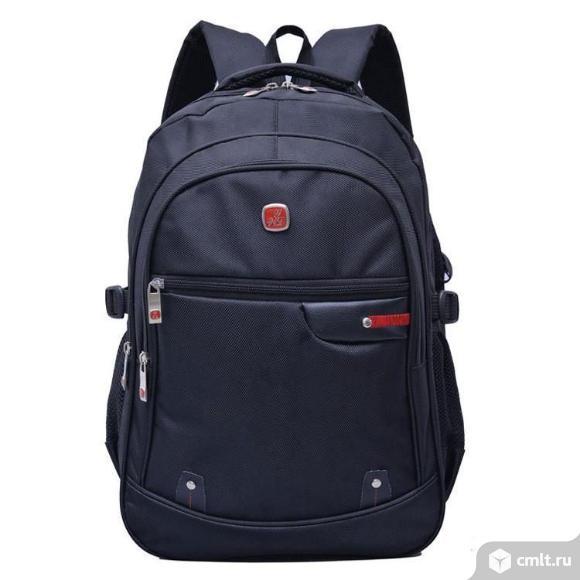 Рюкзак городской молодежный, можно использовать как школьный. Фото 1.