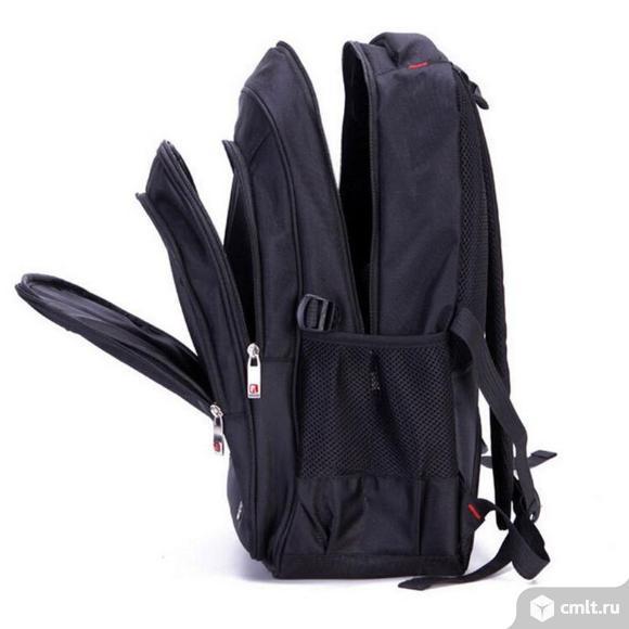 Рюкзак городской молодежный, можно использовать как школьный. Фото 2.