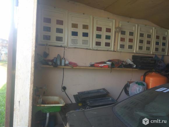 Капитальный гараж 35 кв. м. Фото 7.