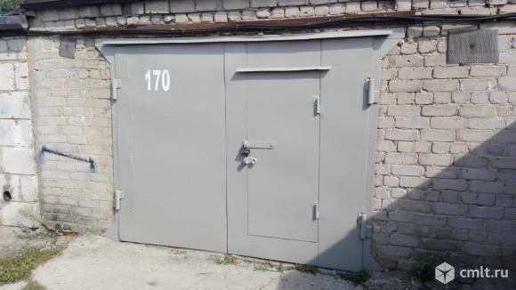 Капитальный гараж 30 кв. м Прибой-2
