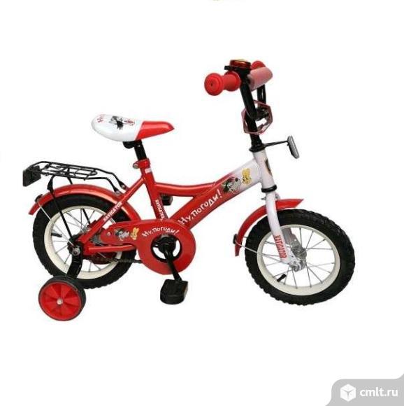 Велосипед детский б/у 2 недели (2-5 лет)