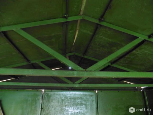 Металлический гараж 26 кв. м