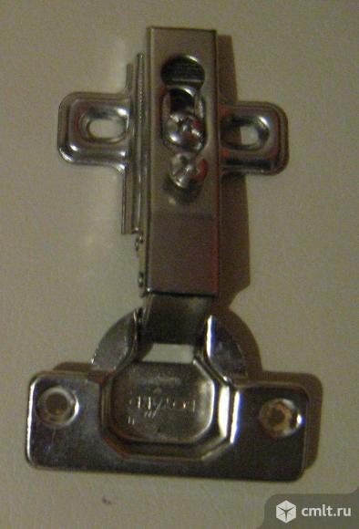 Петля угловая для ДСП. Фото 4.