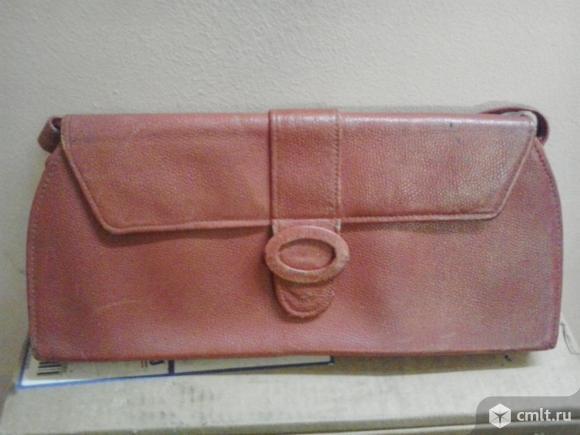 Женская сумка- ретро