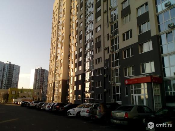 1-комнатная квартира 37,99 кв.м