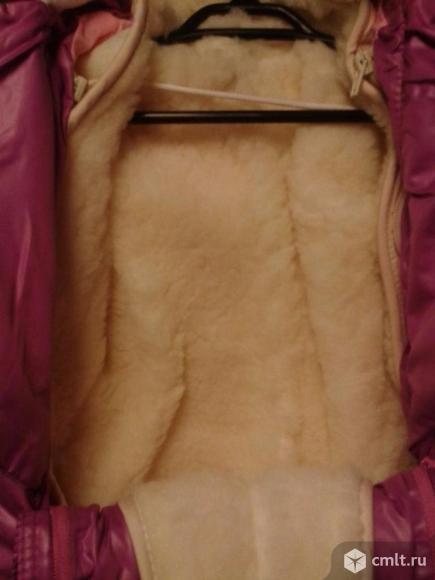 Комбинезон- трансформеры зимний новый р.80-86. Фото 2.