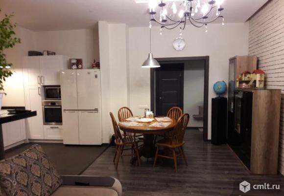 3-комнатная квартира 89,5 кв.м