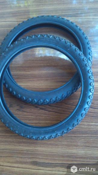 Покрышки для велосипеда R 16Х1,75. Фото 1.