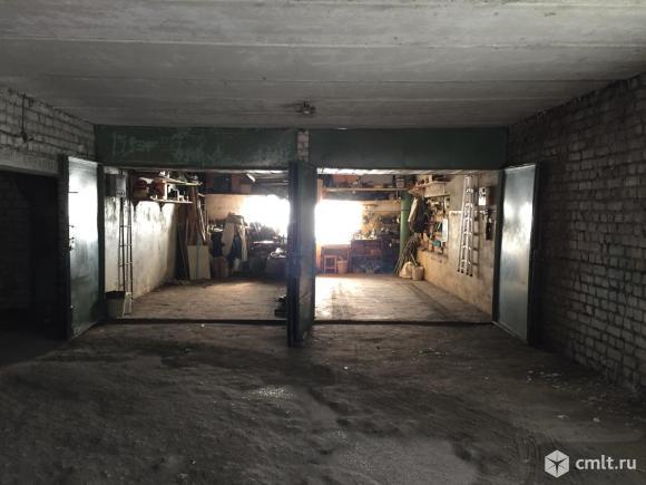 Капитальный гараж 18,2 кв. м