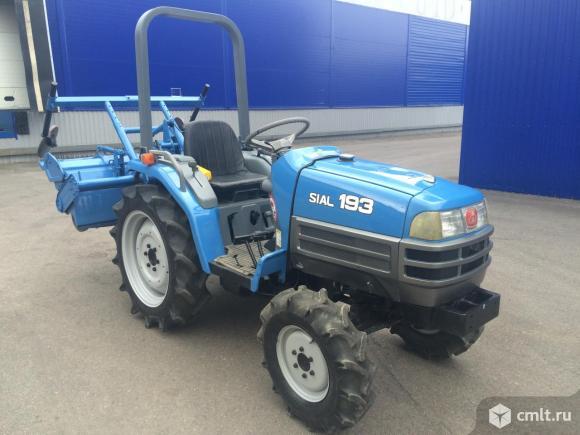 Трактор-мини Iseki  - 2007 г. в.