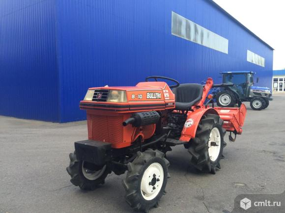 Трактор-мини Kubota  - 2002 г. в.