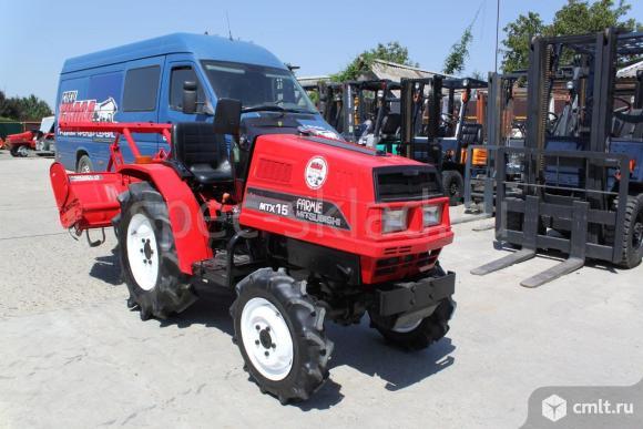 Трактор-мини Mitsubishi