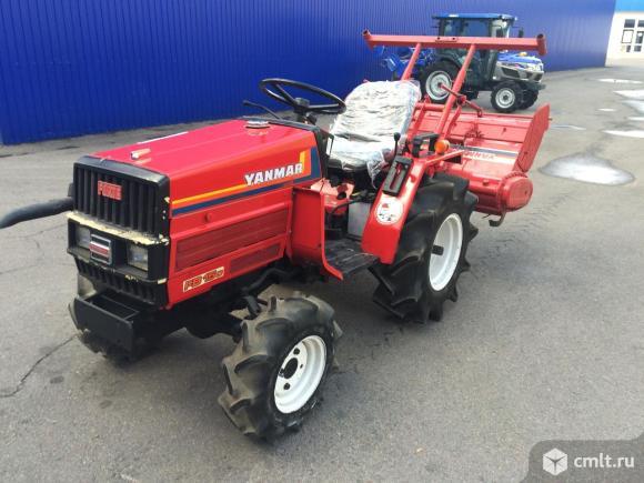 Трактор-мини Yanmar  - 2003 г. в.