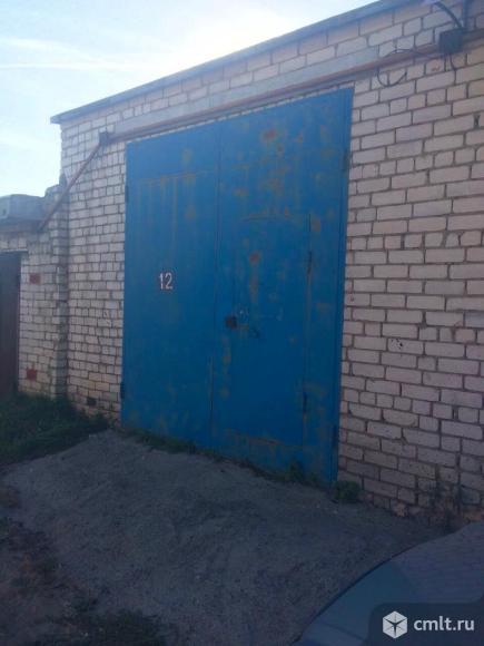 Капитальный гараж 36 кв. м Звезда-1