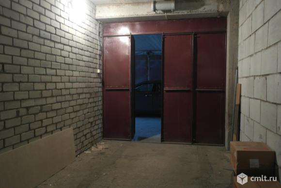 Капитальный гараж 17,4 кв. м Космос-2