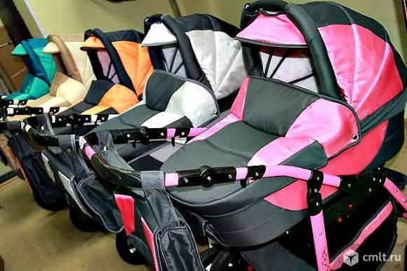Современные коляски 3в1 2в1 от ведущих фирм производителей
