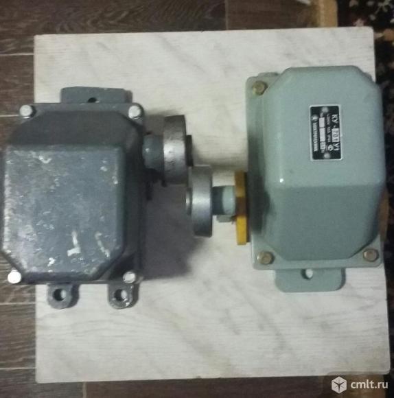 Конечный выключатель ку-701у1. Фото 1.