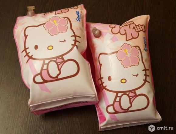Очки детские солнцезащитные Hello Kitty