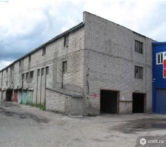 Капитальный гараж 20 кв. м Волна