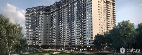 1-комнатная квартира 39,05 кв.м. Фото 6.