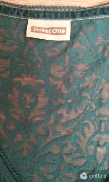 Новая блузка сливового цвета  (versal). Фото 7.