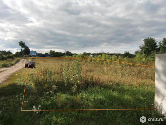 Продам землю под строительство дома 25 сот в Русской Гвоздёвке ИЖС. Фото 7.