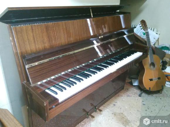 Продам пианино рениш