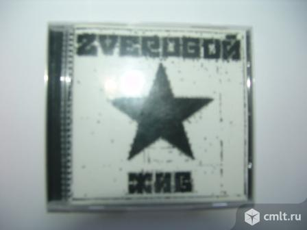 Диск CD Зверобой. Фото 1.