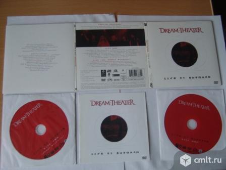 Музыка группы Dream Tneater. Фото 1.