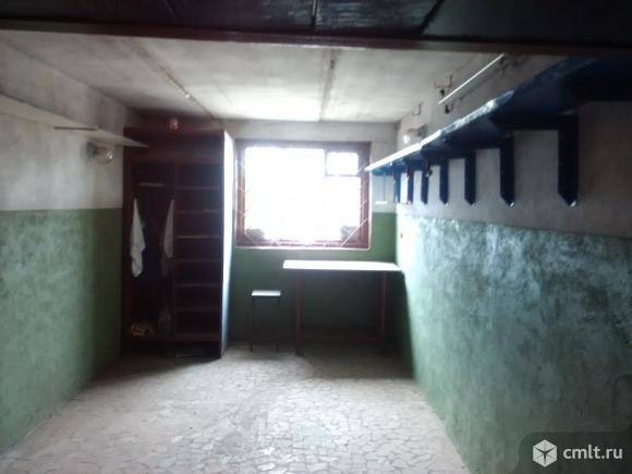 Капитальный гараж 20 кв. м