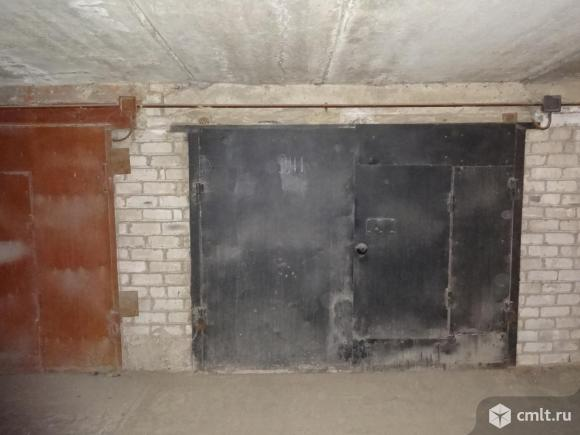 Капитальный гараж 33,6 кв. м Экран